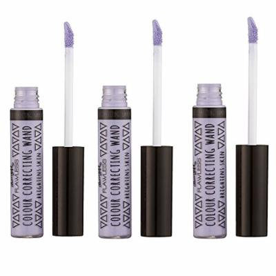Barry M X 3 Colour Correcting Wands-Purple