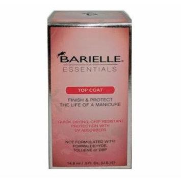 Barielle Essentials Top Coat .5 oz. (Pack of 3)