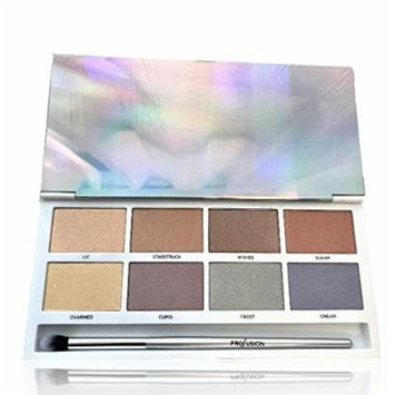 Profusion Cosmetics Eight Radiant Highlight Glamour Palette