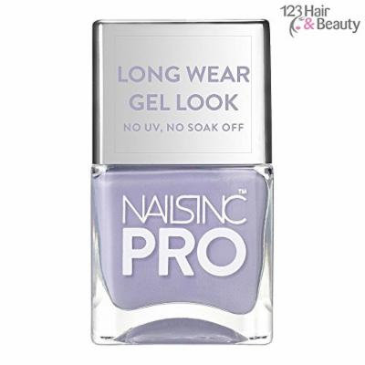 Nails Inc Pro Gel Effect Polish ­- Spring Collection - Earls Court Mews 14ml
