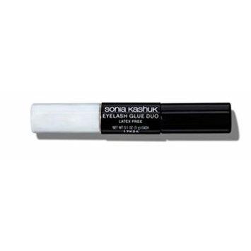 Sonia Kashuk Duo-Color Eyelash Glue Black/Clear, pack of 1