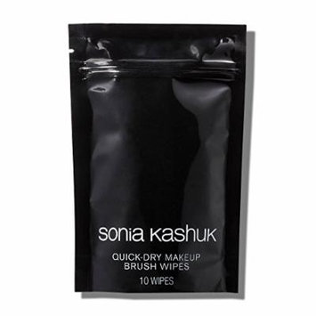 Sonia Kashuk Quick Dry Makeup Brush Wipes pack of 1