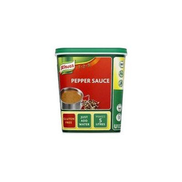 British Knorr Pepper Sauce Mix - 600g - Makes 5 Litres