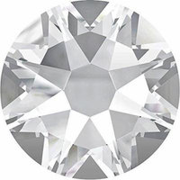 2000, 2058 & 2088 Swarovski Flatback Crystals Non Hotfix Crystal | SS16 (3.9mm) - Pack of 1440 (Wholesale) | Small & Wholesale Packs | Free Delivery