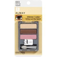ALMAY Intense i-Color Powder Shadow - TRIO FOR HAZELS