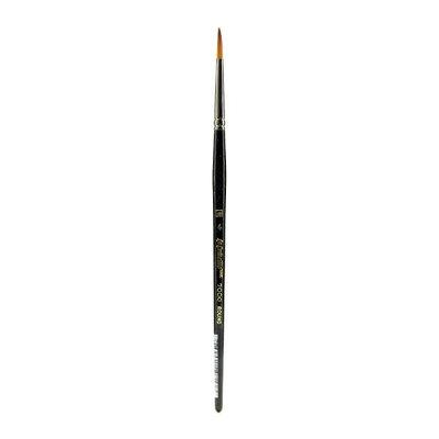 Loew-cornell Golden Taklon Brushes 4, round, 7000 [pack of 2]