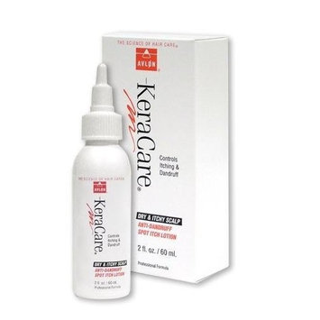 AVLON Keracare Dry & Itchy Scalp Anti-Dandruff Spot Itch Lotion, 2 Ounce
