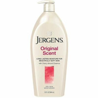 3 Pack - Jergens Original Scent Dry Skin Moisturizer 32 oz