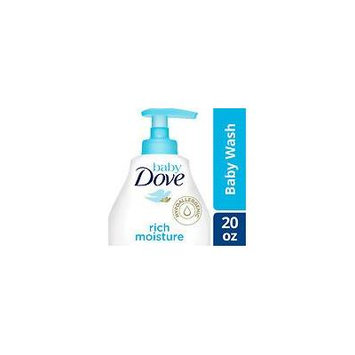 Baby Dove Tip to Toe Wash Rich Moisture