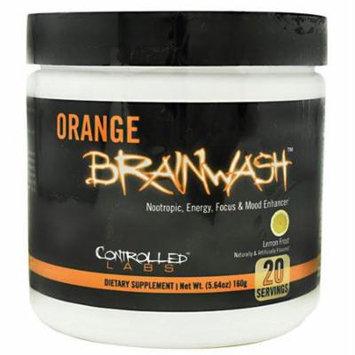 Controlled Labs Orange Brainwash - Lemon Frost / 20 Servings (5.64 oz)