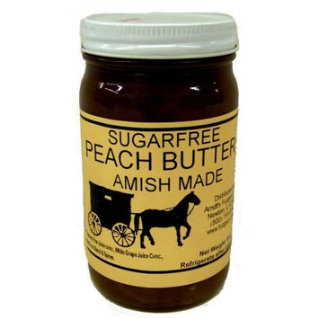 No Sugar Added Flavored Apricot Butters -