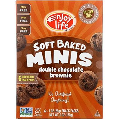 Enjoy Life Cookie Mini Dblchoc Brwne