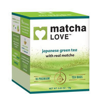 Ito En Teas Matcha Love Japanese Green Tea 10 Tea Bags