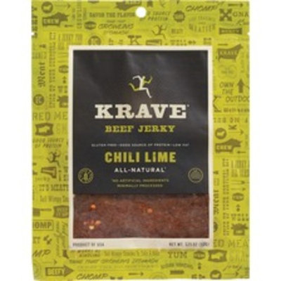 Krave Jerky, Chili Lime Beef