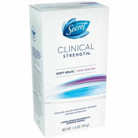 Secret Clinical Strength Antiperspirant Deodorant Solid, Ooh-la-la Lavender 1.60 oz