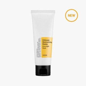 [ COSRX ] Ultimate Moisturizing Honey Overnight Mask, 60ml