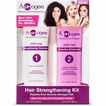 2 Pack - Aphogee Hair Strengthening Kit 1 ea