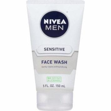 4 Pack - NIVEA Men Sensitive Face Wash 5 oz