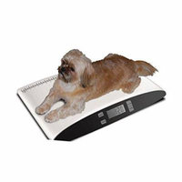 Precision Digital Pet Scales Professional Dog Groomer Vet Shelter - Choose Size (Small)