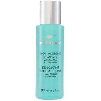 4 Pack - Nailtiques Non-Acetone Remover with Aloe Vera & Conditioners 6 oz