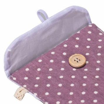 Binmer Girl Cotton Diaper Sanitary Napkin Package Bag Storage Organizer PP