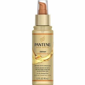 2 Pack - Pantene Pro-V Gold Series Intense Hydrating Oil 3.2 oz