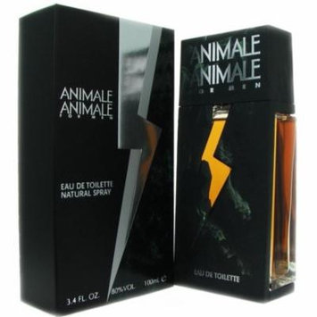 4 Pack - Animale By Animale Parfums Eau de Toilette for Men 3.3 oz
