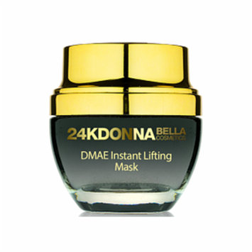 Donna Bella 24K Gold DMAE Instant Lifting Mask - 50ml - Helps Improve Elasticity and Tighten Your Skin