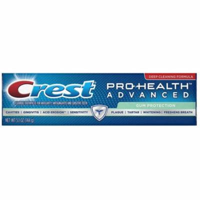4 Pack - Crest Pro-Health Advanced Gum Protection Toothpaste 5.10 oz