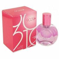 4 Pack - Beverly Hills 90210 Tickled Pink, Eau De Toilette Perfume Spray 1.7 oz