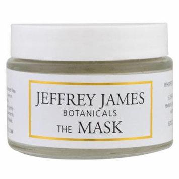 Jeffrey James Botanicals, The Mask, Whipped Raspberry Mud Mask, 2.0 oz (pack of 3)