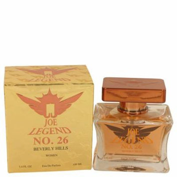 Joseph Jivago Women's Eau De Parfum Spray 3.4 Oz