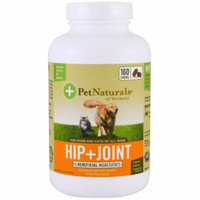 Pet Naturals of Vermont, Hip + Joint, For Dogs and Cats, 160 Chews(pack of 1)