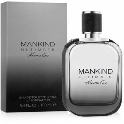 2 Pack - Kenneth Cole Mankind Ultimate Eau De Toilette Spray for Men 3.40 oz
