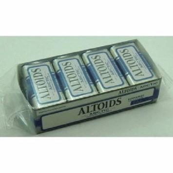 Product Of Altoids Arctic, Peppermint - Tin, Count 8 (1.2 oz ) - Mints / Grab Varieties & Flavors