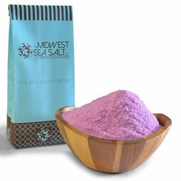 Lavender Dreams Mediterranean Sea Bath Salt Soak - 5lb (Bulk) - Fine Grain