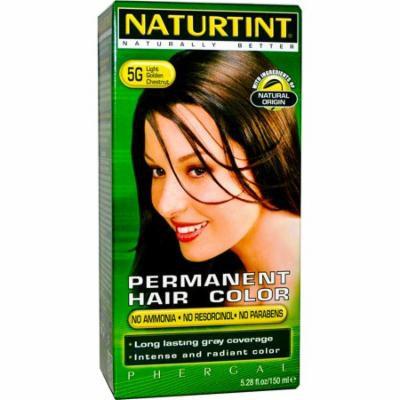 Naturtint, Permanent Hair Color, 5G Light Golden Chestnut, 5.28 fl oz(pack of 2)