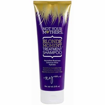 3 Pack - Not Your Mother's Blonde Moment Treatment Shampoo 8 oz