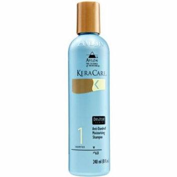 3 Pack - Avlon Keracare Dry & Itchy Scalp Anti-Dandruff Moisturizing Shampoo 8 oz