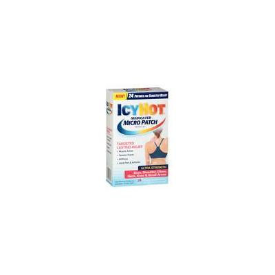 Icy Hot Medicated Micro Patch24.0 ea (pack of 2)