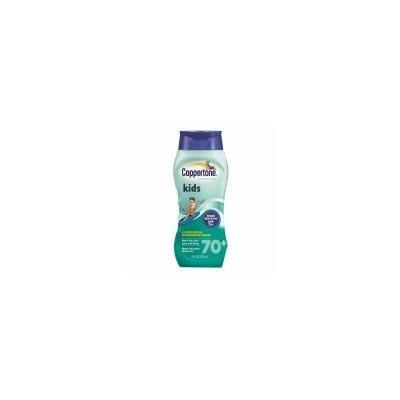 Coppertone Kids Sunscreen Lotion, SPF 70 8.0 fl oz (pack of 2)