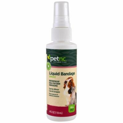21st Century, Pet Natural Care, Liquid Bandage Spray, All Pet, 4 fl oz(pack of 4)
