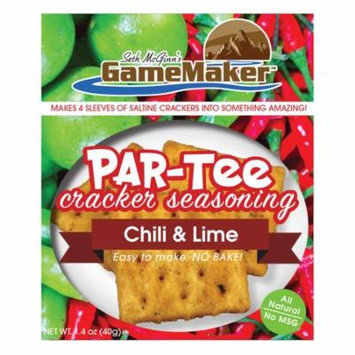 Par-tee Cracker Seasoning - Chili Lime
