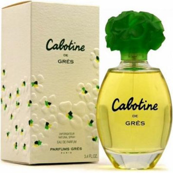4 Pack - Cabotine Gres Eau de Parfum Women's Spray 3.40 oz