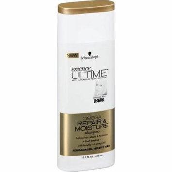 3 Pack - Schwarzkopf Essence Ultime Omega Repair & Moisture Shampoo 13.50 oz