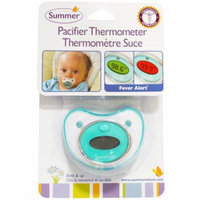 Summer Infant, Pacifier Thermometer, Birth and Up(pack of 4)