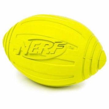 Nerf Dog Ridged Squeaker Football 7344