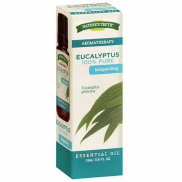3 Pack - Nature's Truth Aromatherapy 100% Pure Essential Oil, Eucalyptus 0.51 oz