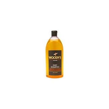 6 Pack - Woody's Daily Shampoo Shampoo 33.8 oz