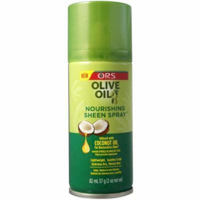 2 Pack - ORS Olive Oil Nourishing Sheen Spray 2.7 oz